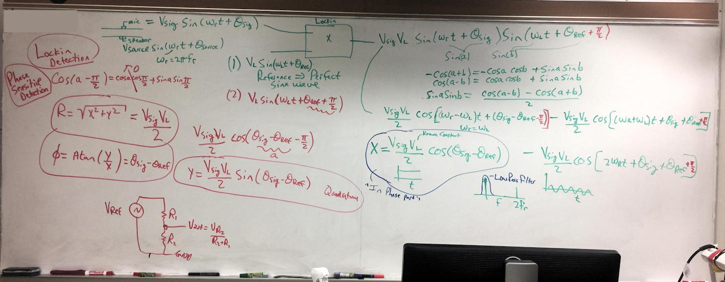 Senior Thesis Daily Notes Lockin Amplifier Basics Click On Image For Larger Version